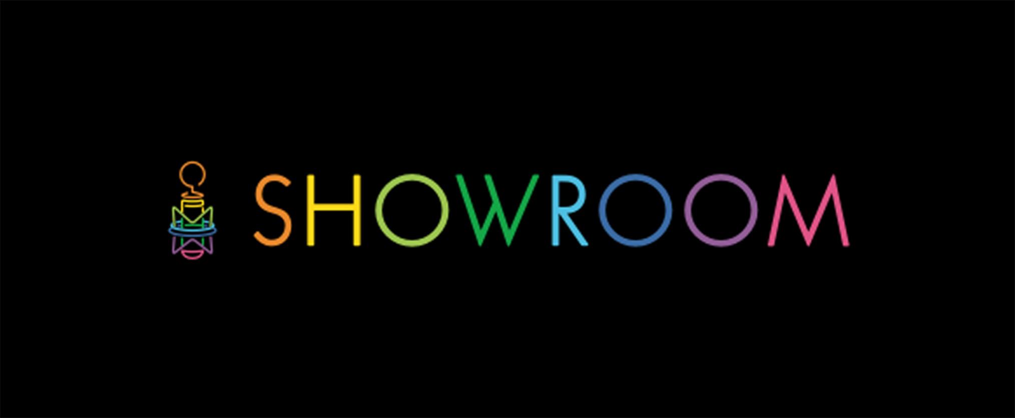 SHOWROOMオフィシャル番組の配信